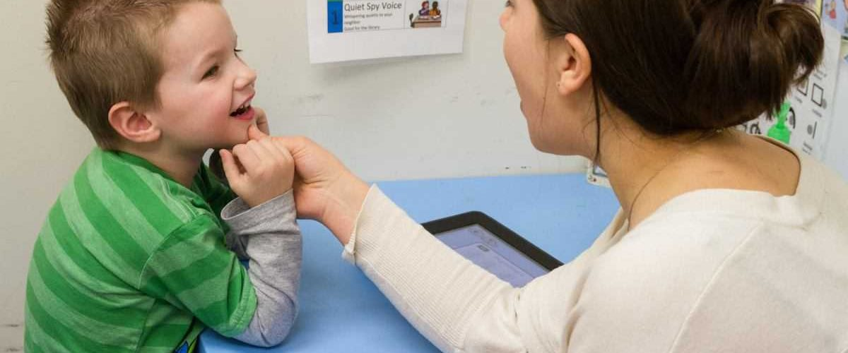 MAPS Pediatricians help nonverbal autistic child communicate