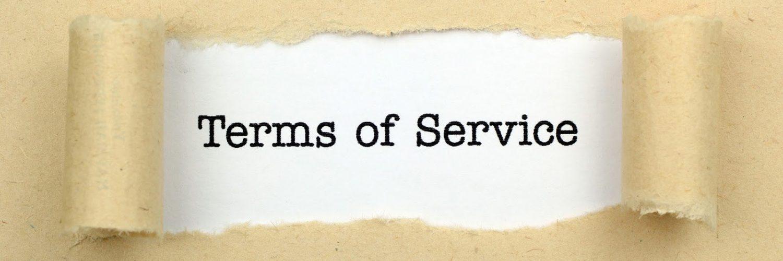 Velillum Terms of Service