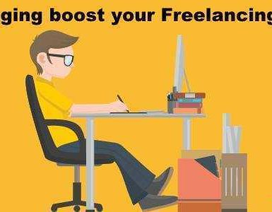 Can blogging boost your freelancing career?