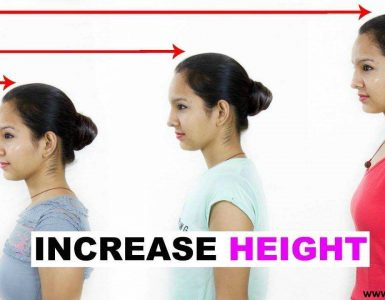Increase height after 25