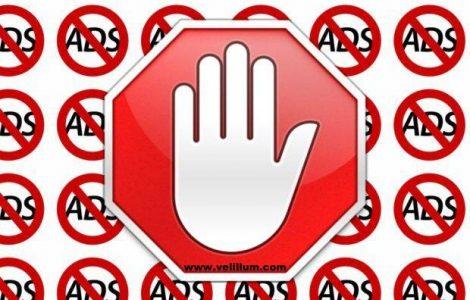Block ads on the internet