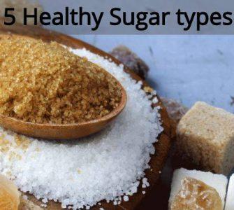 5 Healthy Sugar Types