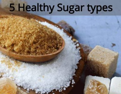 5 Healthy Sugar Types