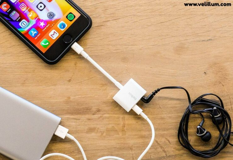 Charge iPhone without charging block