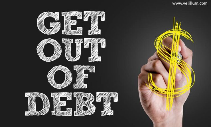 Debt Consolidation Plan: How to get out of debt