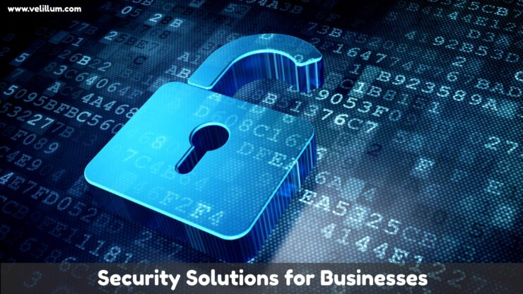 Security Solutions for Businesses