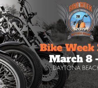 Daytona Bike Week 2019