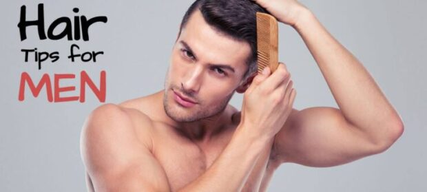 Hair Care Tips for Men