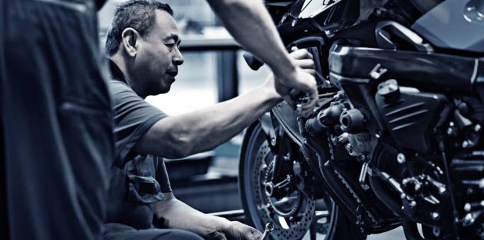 Motorcycle Carburetor Repair