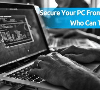 Secure your PC from Hackers