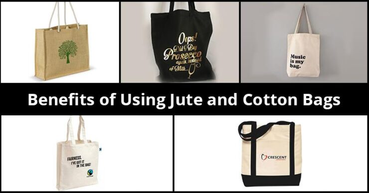 Benefits of using cotton bags