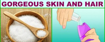 Uses of Salt for Skin, Hair and Nails