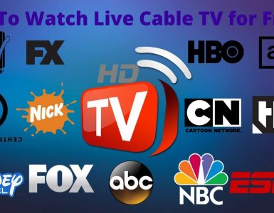 Watch live TV online free