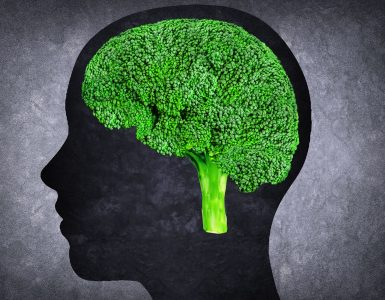 Broccoli to treat Schizoprenia
