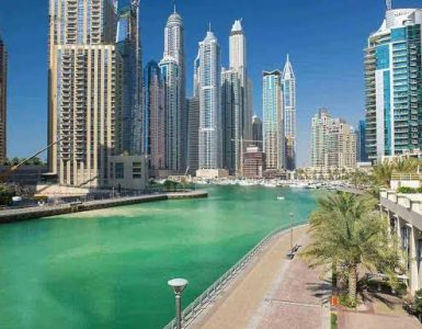 Buy a property in Dubai
