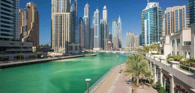 Buy a property in Dubai