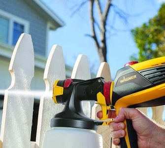Guidelines to use sprayer