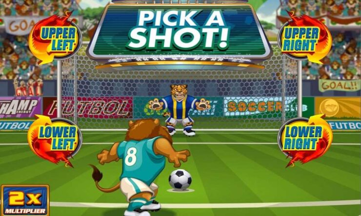 Sports theme video slots