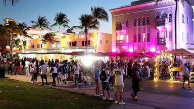Miami Beach has declared