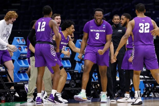 Abilene Christian upsets Texas to bust brackets in men's NCAA Tournament first round