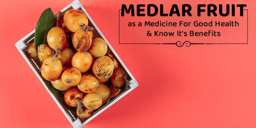 Medlar Fruit