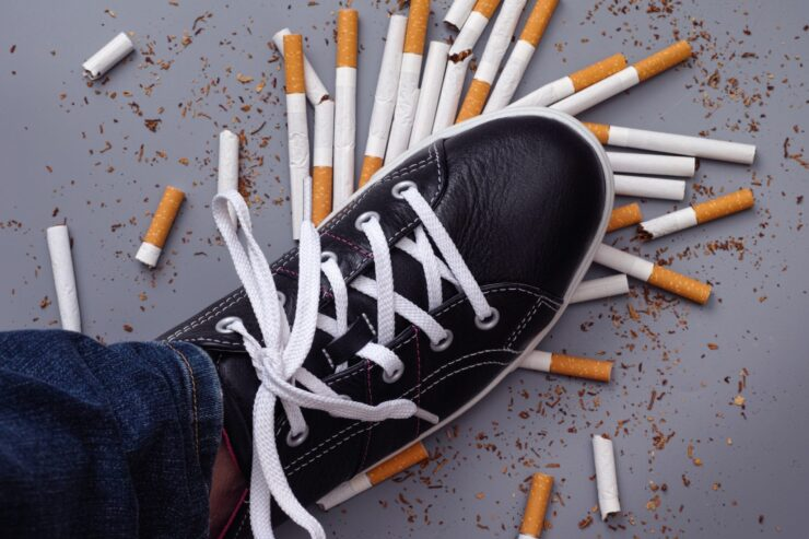 Quit Smoking for Healthy Life