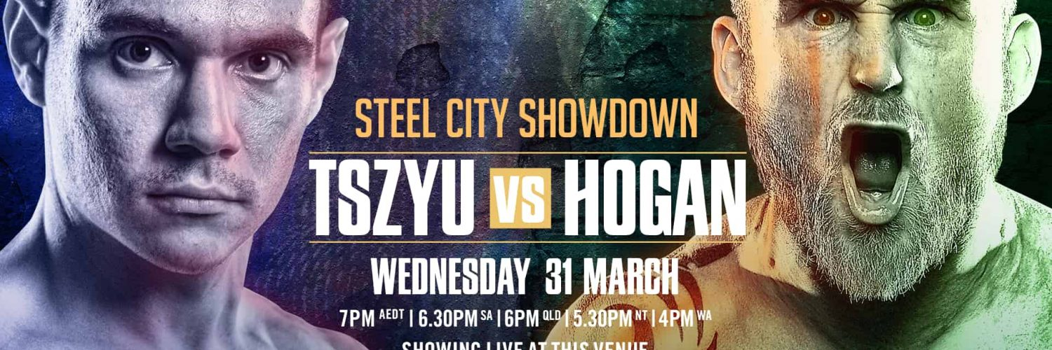 szyu will fight Dennis Hogan for the WBO super welterweight belt on Wednesday, 31st March 2021. Tszyu vs Hogan live stream from anywhere in the world.