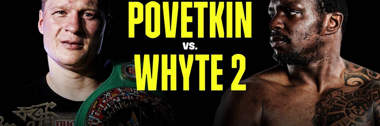 Povetkin vs Whyte 2 Live