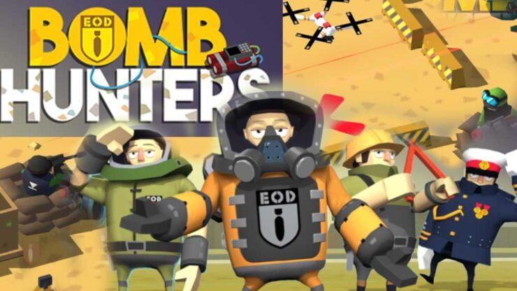 Bomb Hunter Game
