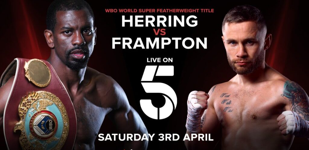 Carl Frampton vs Jamel Herring Boxing Live