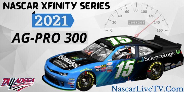 Nascar Xfinity Series: Ag-Pro 300 Live stream online racing reddit free