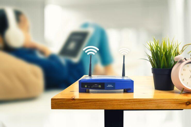 WiFi Internet Plans for Family