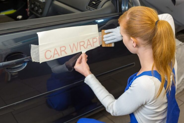 Vinyl Wrap Signs Are Gaining Importance In The Advertisement Business