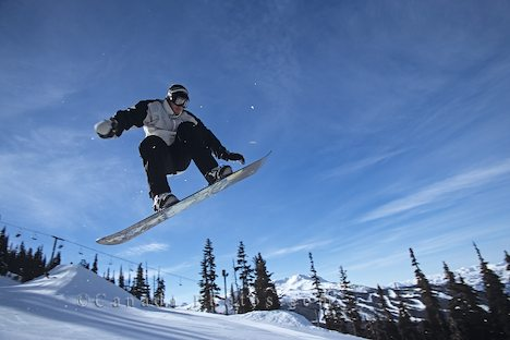 THE THRILL OF THE SNOW: SNOWBOARDING AND OTHER ICY GEAR