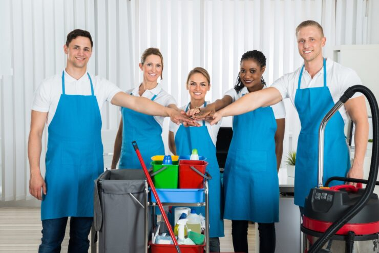 Top 5 Factors to Consider When Hiring Commercial Cleaning Companies