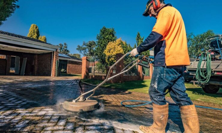 Does Your Driveway Need Power Washing?
