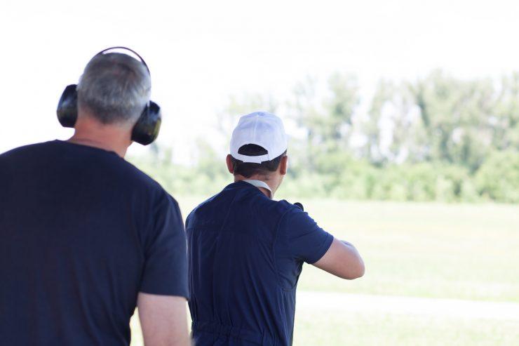 Shooting Range outdoor