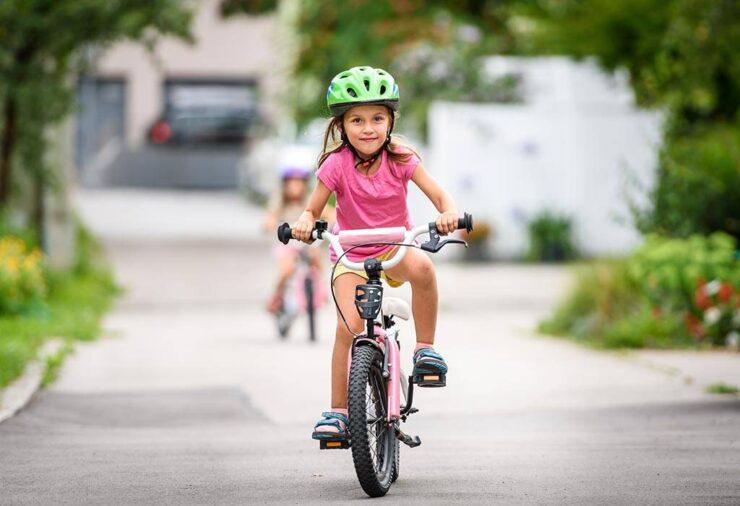 Biking for kids