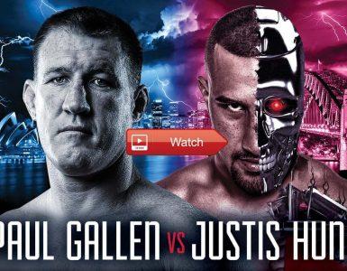 Gallen vs Huni: Live Streaming Free on Reddit,