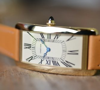 9 Marvelous and Splendid Cartier Tank Timepieces