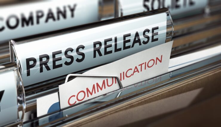Press Release, Company Communication With Medias