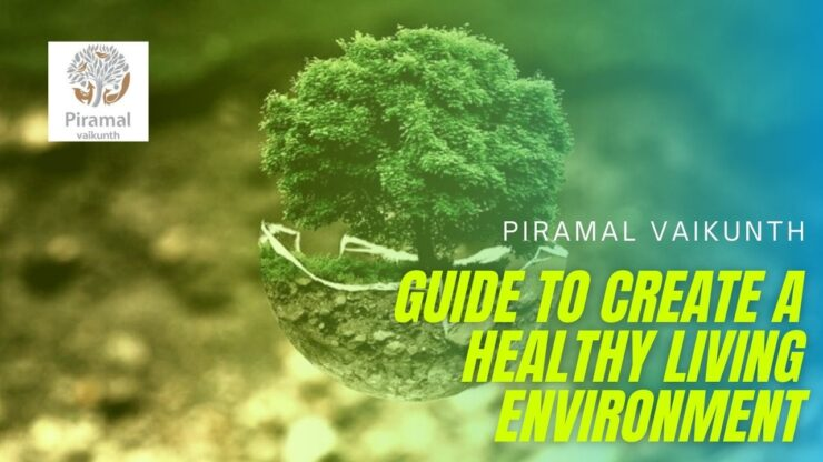 Guide to Create a Healthy Living Environment