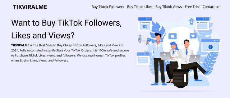 Best Sites To Buy TiKtok Followers