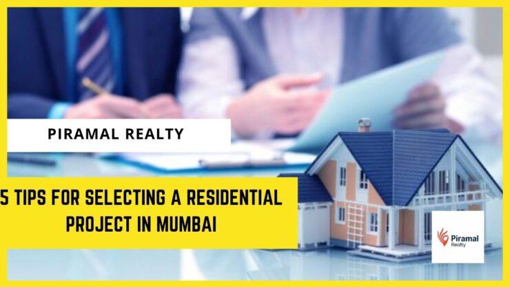Project in Mumbai