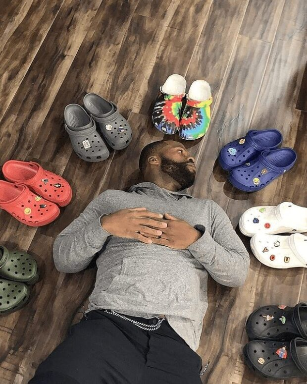 What are the 7 most important reasons that men love Crocs footwear