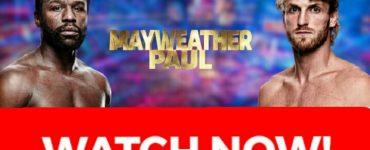 mayweather vs logan paul live stream free