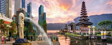 Singapore and Bali tour package
