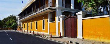 Pondicherry French Colony