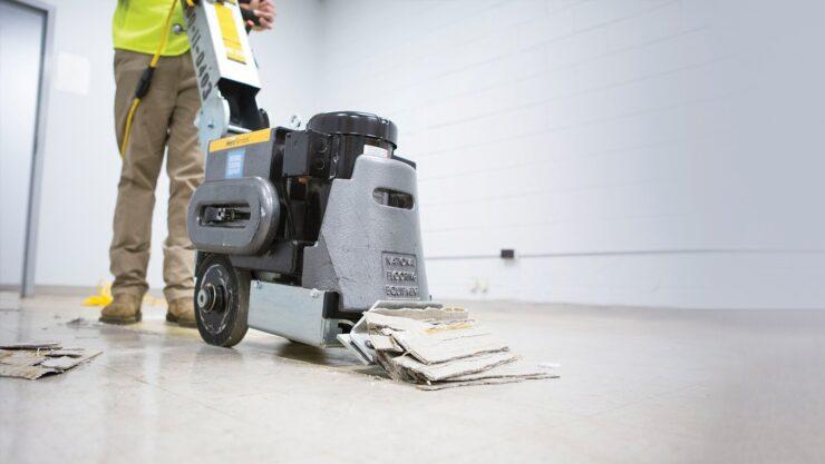 Your Guide Renting a Floor Scraper Machine
