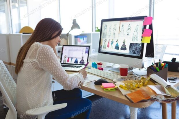 What makes a freelance design business profitable?
